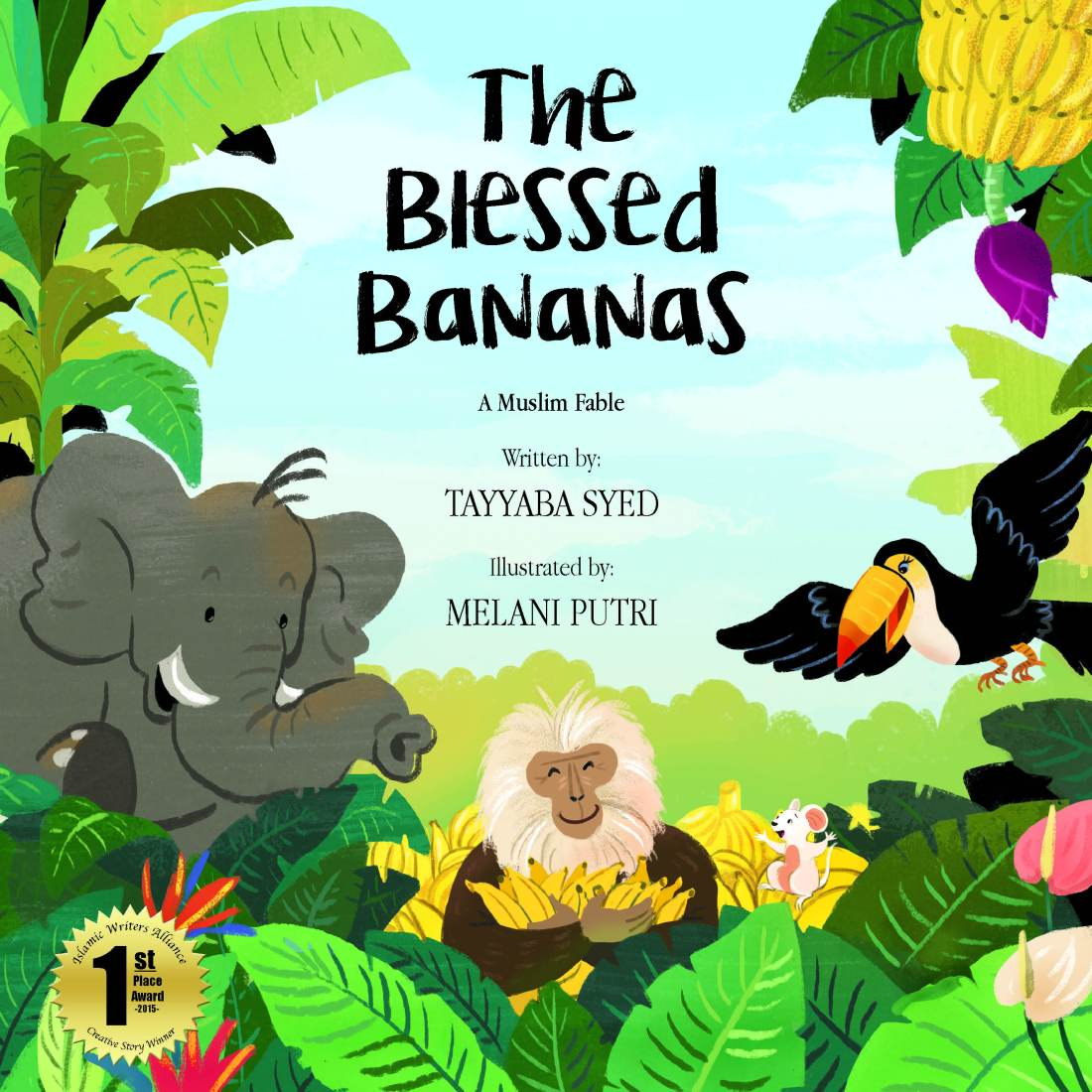 Blessed Bananas Front Cover.jpg