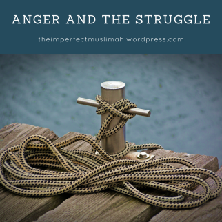 theimperfectmuslimah Anger and the Struggle