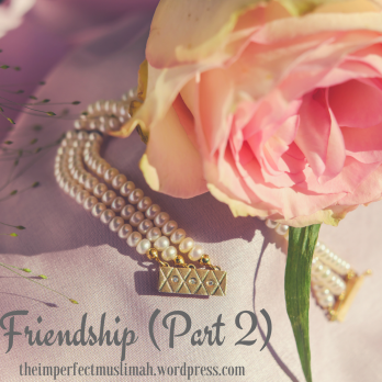 theimperfectmuslimah Friendship Part 2
