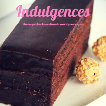theimperfectmuslimah Indulgences