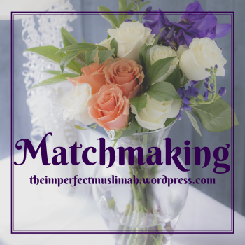 theimperfectmuslimah Matchmaking