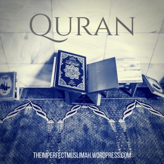 theimperfectmuslimah Quran