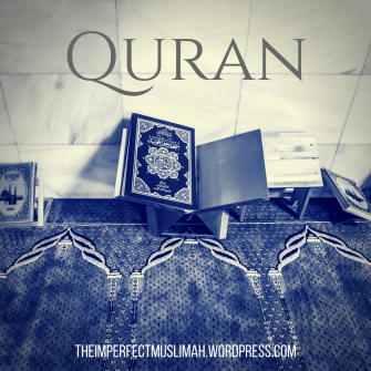 theimperfectmuslimah Quran