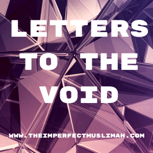 Letters to the Void Graphic